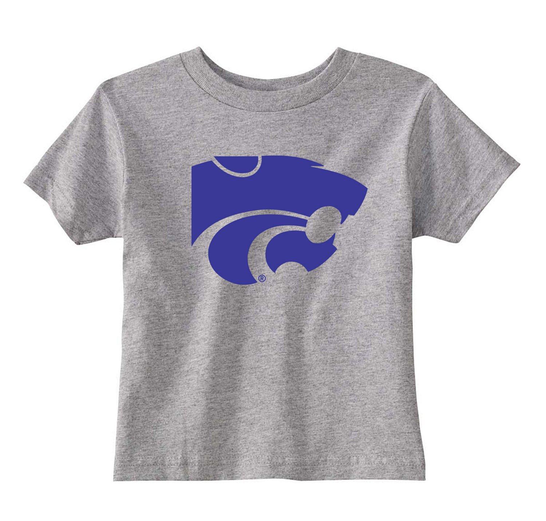 Viatran Toddlers' Kansas State University Logo T-shirt