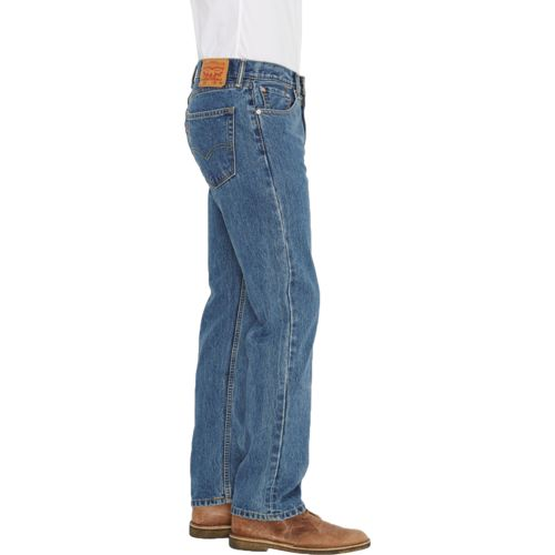 Levi's Men's 505 Regular Fit Jeans - view number 3