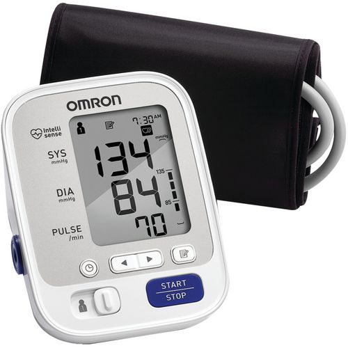 Display product reviews for Omron 5 Series Advanced Accuracy Upper Arm Blood Pressure Monitor