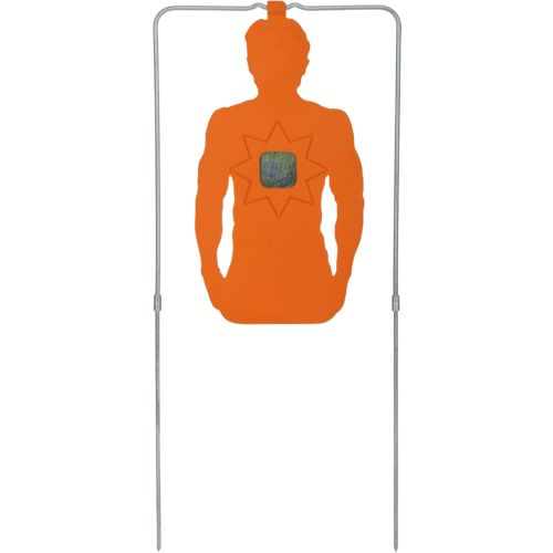 Do-All Outdoors Impact Seal Intruder Silhouette Handgun Target