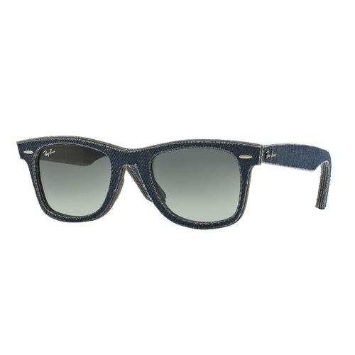 Ray-Ban Adults' Original Wayfarer Denim Sunglasses - view number 1