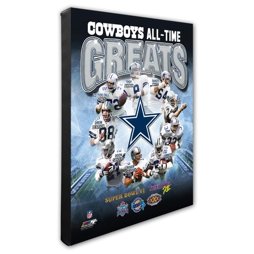 Photo File Dallas All-Time Greats 8' x 10' Photo