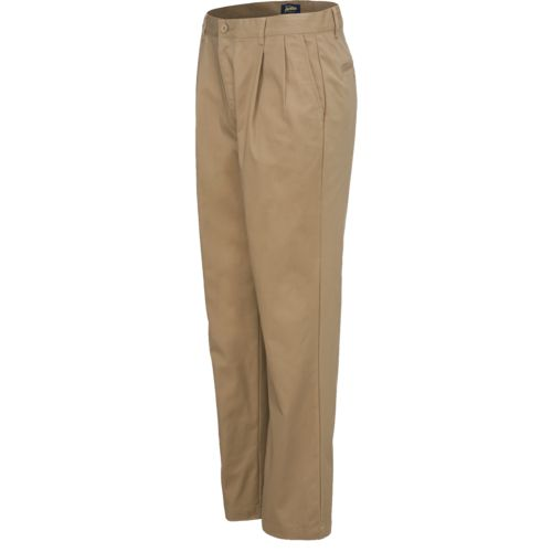 Austin Trading Co. Men's Uniform Pleated Twill Pant