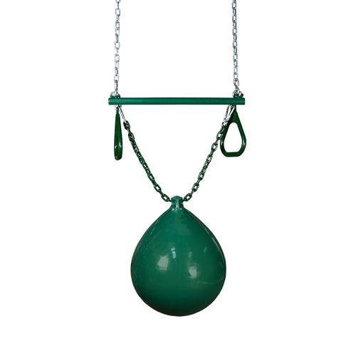 Gorilla Playsets™ Buoy Ball with Trapeze Bar