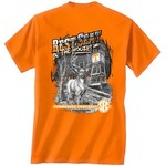 New World Graphics Men's University of Tennessee Best Seat T-shirt