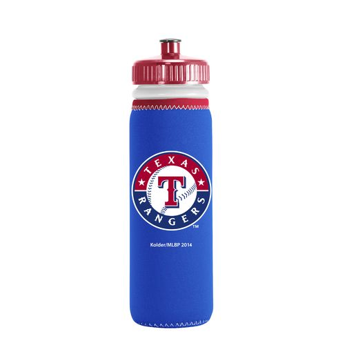 Kolder Texas Rangers Van Metro 22 oz. Squeezable Bottle