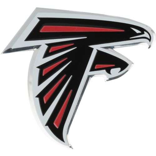 Team ProMark Atlanta Falcons Color Emblem - view number 1