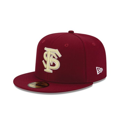 New Era Men's Florida State University 59FIFTY Cap