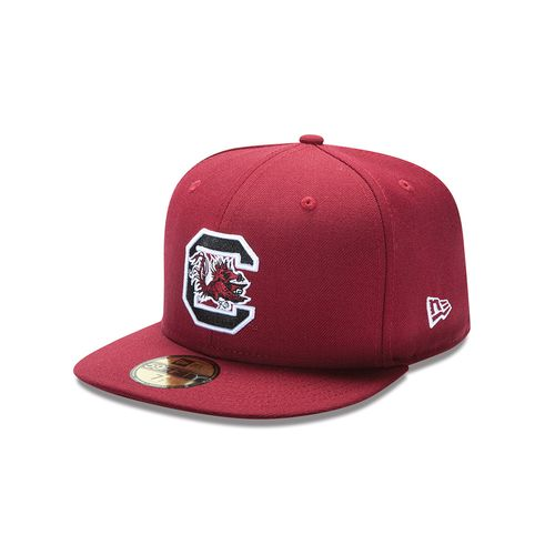 New Era Men's University of South Carolina 59FIFTY Cap