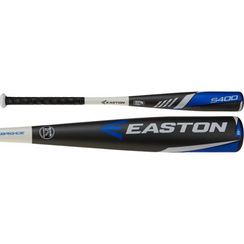 EASTON Boys' Speed Brigade S400 Senior League Alloy Baseball Bat -8