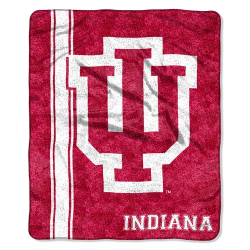 The Northwest Company Indiana University Jersey Sherpa Throw