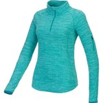 BCG™ Women's Heathered 1/4 Zip Microfleece Pullover