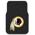The Northwest Company Washington Redskins Front Car Floor Mats 2-Pack