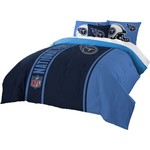 The Northwest Company Tennessee Titans Full-Size Comforter and Sham Set