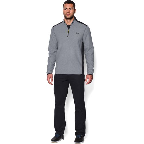 Under Armour Men's ColdGear Infrared 1/4 Zip Survival Fleece - view number 3