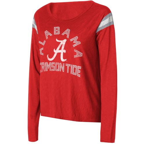 Touch by Alyssa Milano Women's University of Alabama Cascade Long Sleeve T-shirt