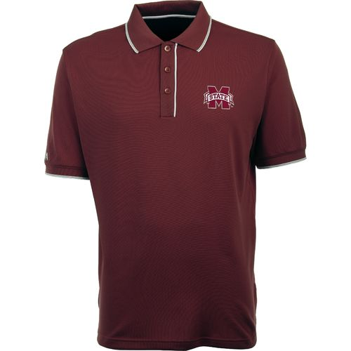 Antigua Men's Mississippi State University Elite Polo Shirt