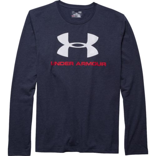 Display product reviews for Under Armour Sportstyle Big Logo T-shirt