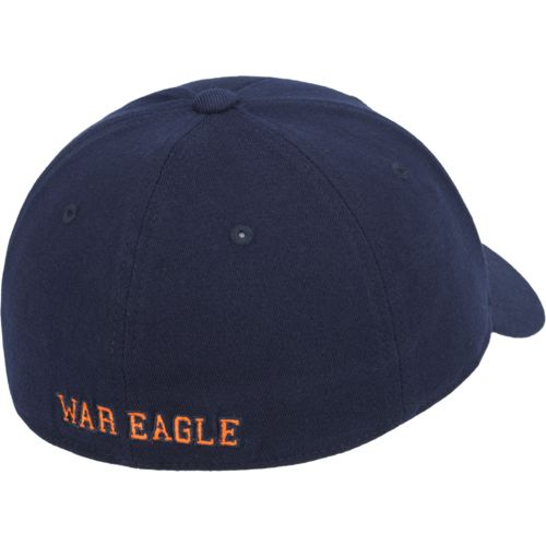 Top of the World Men's Auburn University Premium Collection Memory Fit™ Cap - view number 2