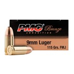 PMC Battle Pack 9mm 115-Grain Full Metal Jacket Centerfire Handgun Ammunition - view number 1