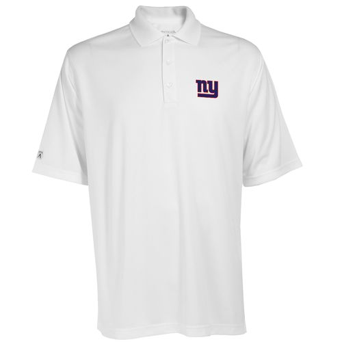 Antigua Men's New York Giants Exceed Polo Shirt