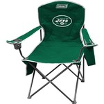 Coleman® New York Jets Cooler Quad Chair - view number 1