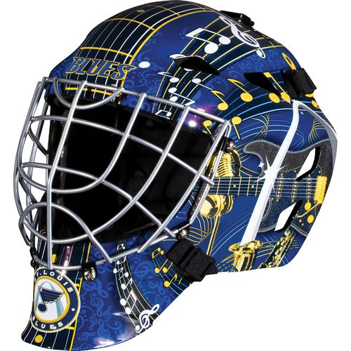 Franklin Boys' St. Louis Blues GFM 1500 Goalie