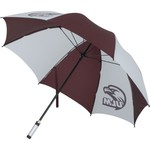 Storm Duds University of Louisiana at Monroe Fiberglass Shaft Golf Umbrella with Color-Coordinated I - view number 2