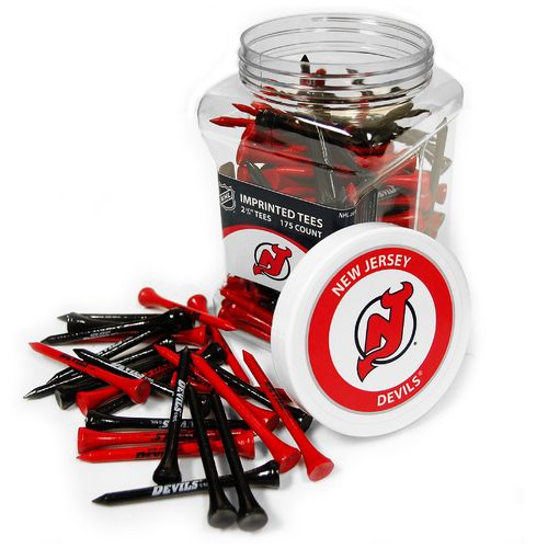Team Golf New Jersey Devils Tees 175-Pack