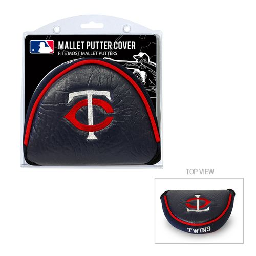 Team Golf Minnesota Twins Mallet Putter Cover - view number 1