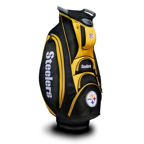 Team Golf Pittsburgh Steelers Victory Cart Golf Bag