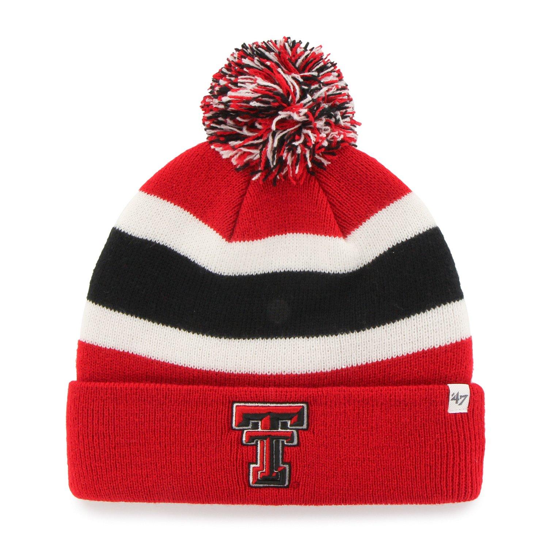 '47 Men's Texas Tech University Breakaway Cuff Knit
