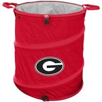 Logo™ University of Georgia Collapsible 3-in-1 Cooler/Hamper/Wastebasket