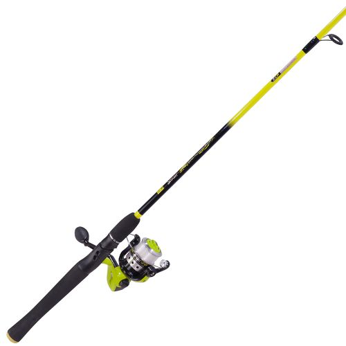 Zebco Splash Kids' Floating Freshwater Spincast Rod and