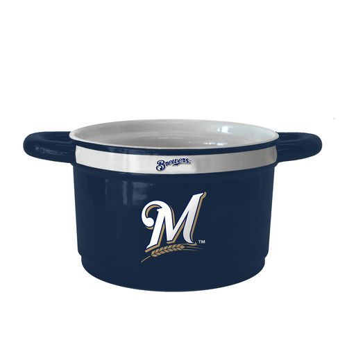 Boelter Brands Milwaukee Brewers Gametime 23 oz. Ceramic Bowl - view number 1