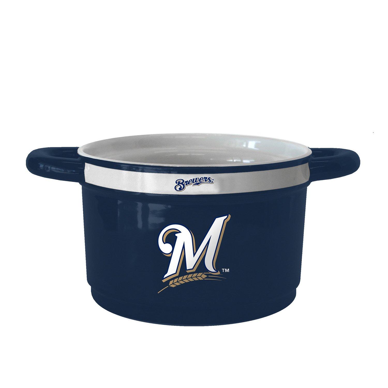 Boelter Brands Milwaukee Brewers Gametime 23 oz. Ceramic