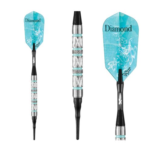 Viper Diamond 18-Gram Soft-Tip Darts Set - view number 3