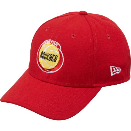 New Era Men's Houston Rockets HWC Logo 9FORTY Cap