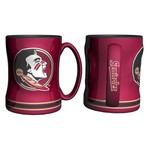 Boelter Brands Florida State University 14 oz. Relief Coffee Mugs 2-Pack - view number 1