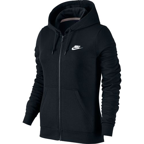 Nike Women's Full Zip Fleece Hoodie