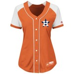Majestic Women's Houston Astros Fashion Replica Jersey