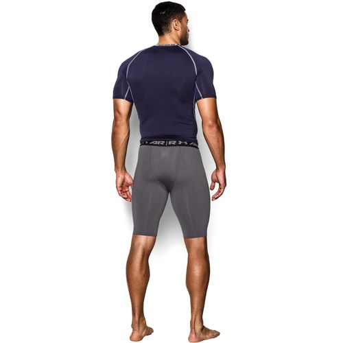 Under Armour Men's HeatGear Long Compression Short - view number 6