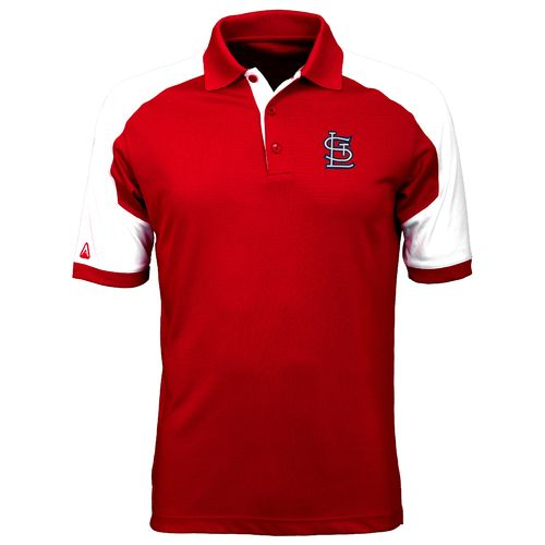 Antigua Men's St. Louis Cardinals Century Polo Shirt