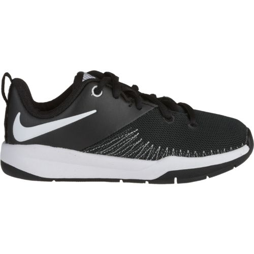 Display product reviews for Nike Boys' Team Hustle D7 Low-Top Basketball Shoes