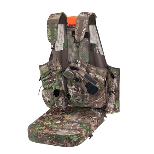 Display product reviews for Game Winner Men's Camo Deluxe Strap Turkey Vest