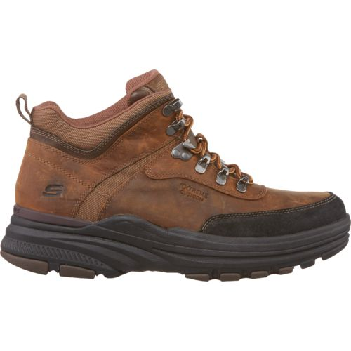 SKECHERS Men's Holdren Brenton Casual Boots