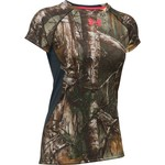 Under Armour® Women's Hunt Scent Control Tech T-shirt