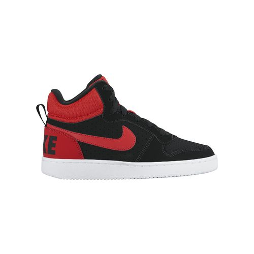 Nike Boys' Court Borough Mid GS Shoes