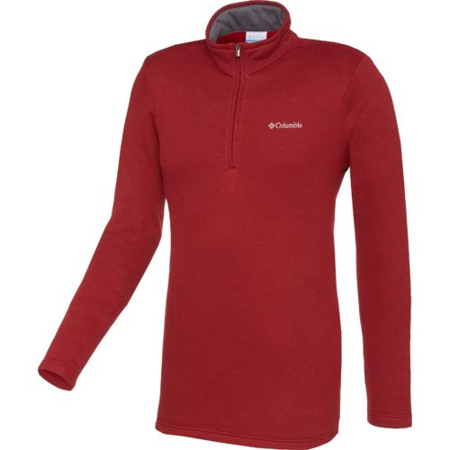 Display product reviews for Columbia Sportswear Men's Great Hart Mountain III 1/2 Zip Long Sleeve Pullover