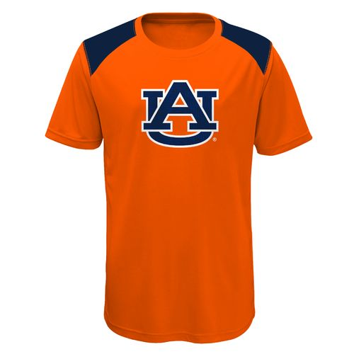 Gen2 Boys' Auburn University Ellipse Performance Top